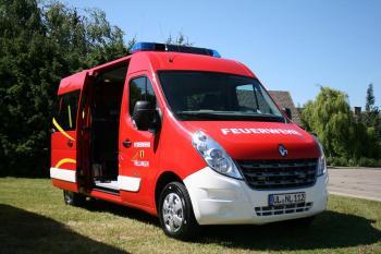 MTW Mannschaftstransportwagen
