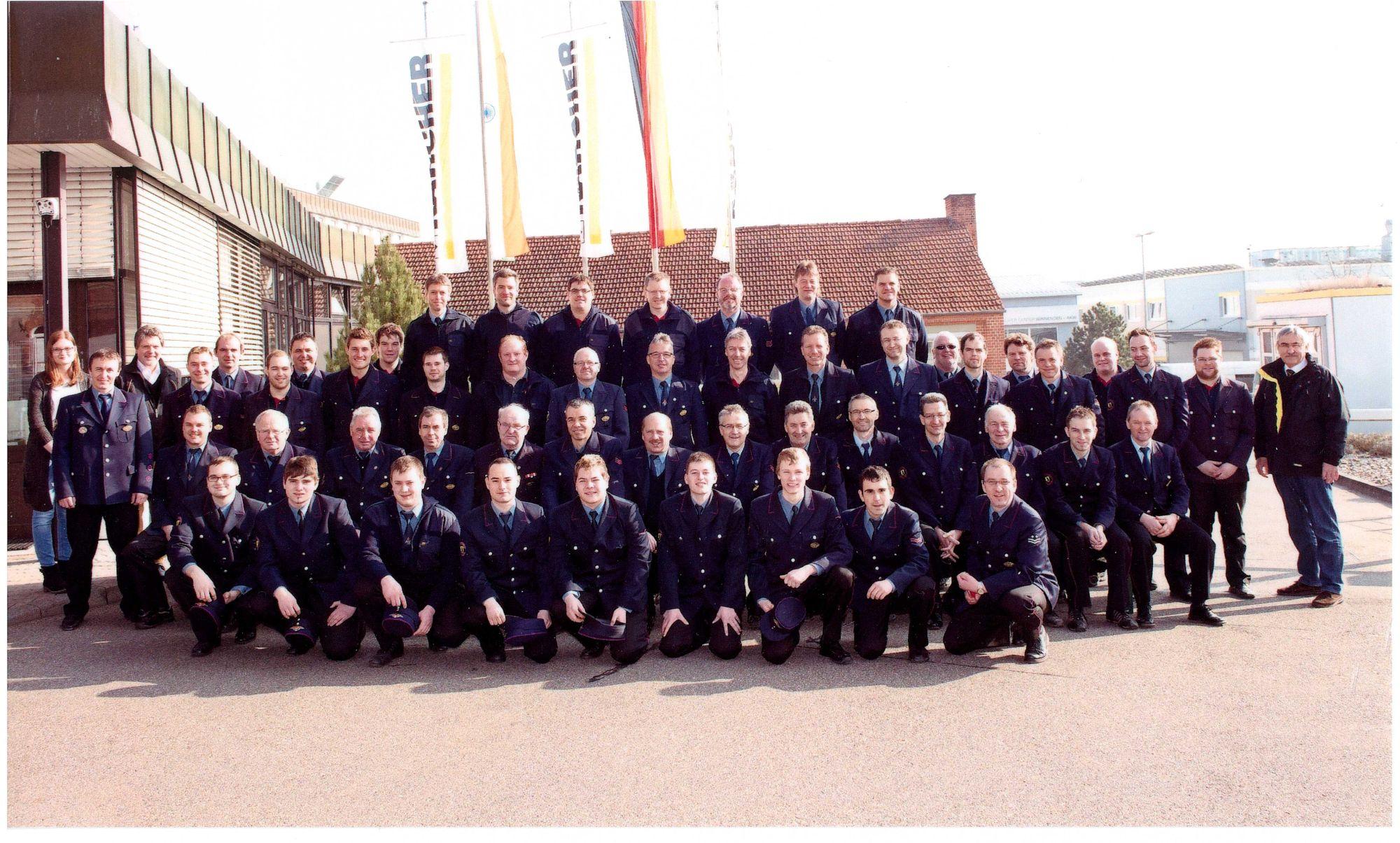 Feuerwehr Nellingen 2014