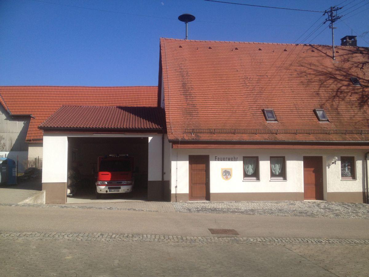 Gerätehaus im Jahr 2006