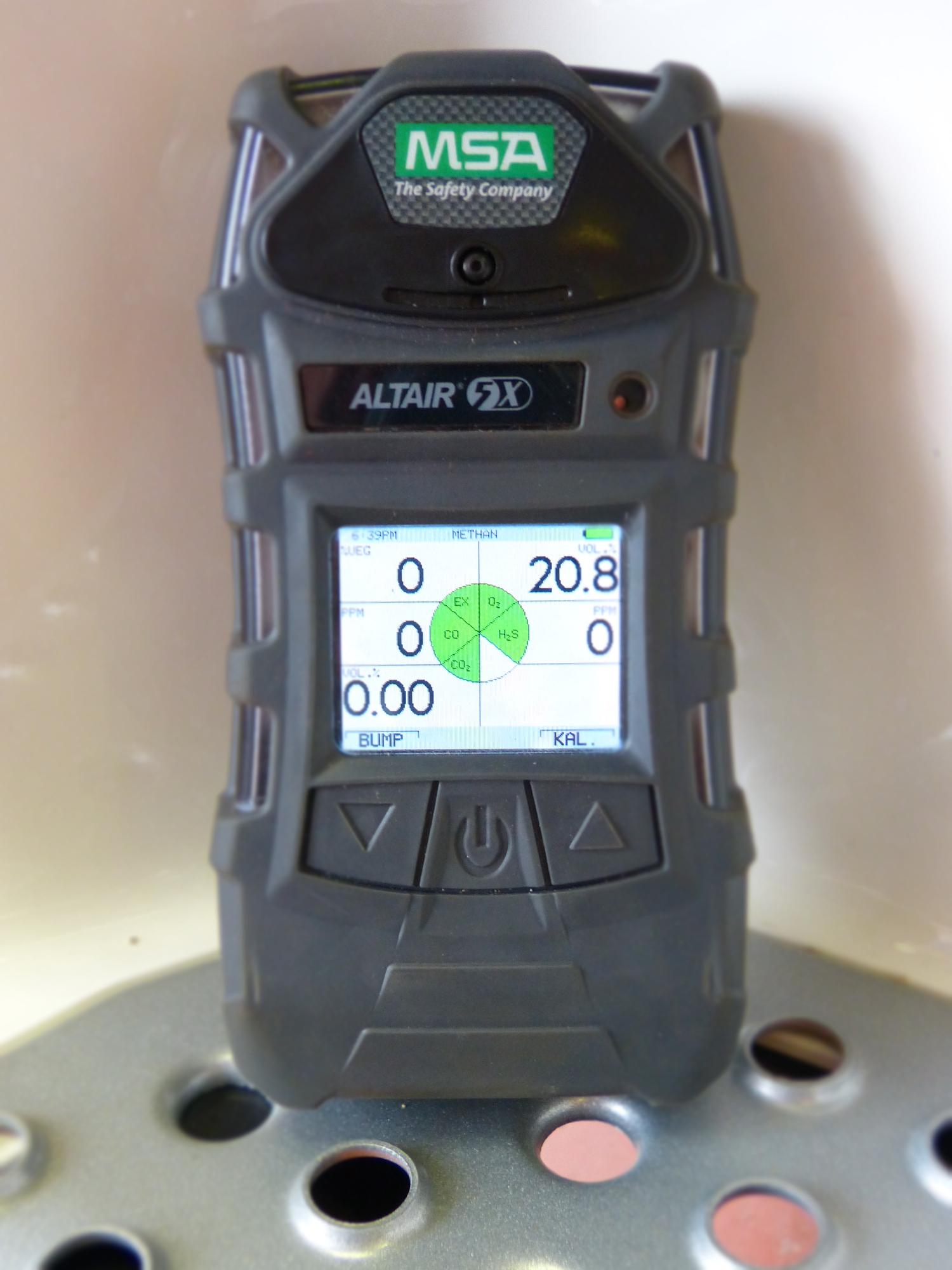 Gasmessgerät Altair5X
