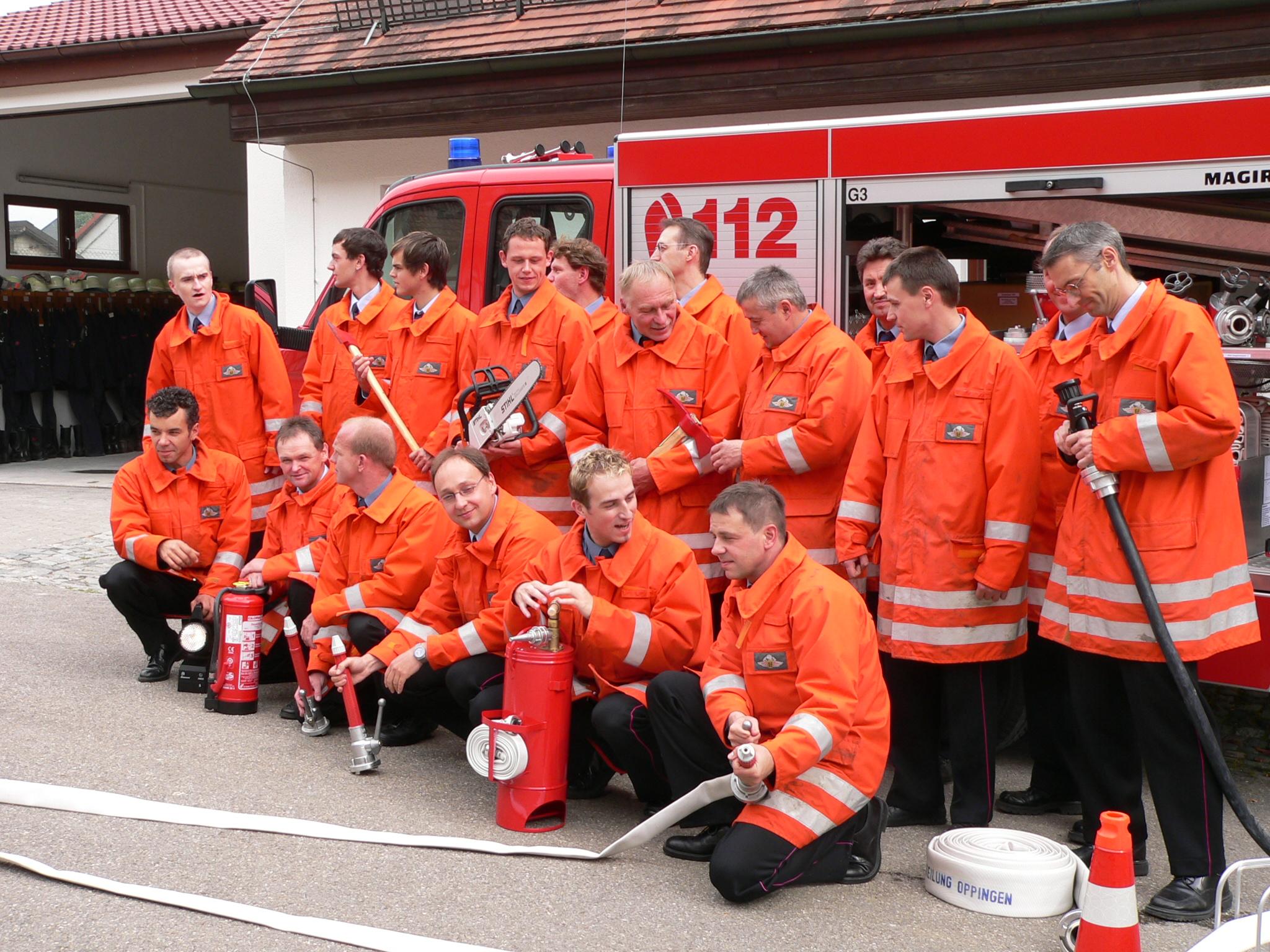 Abt. Oppingen 2006